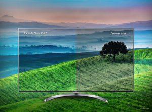Calidad de imagen sobresaliente con un procesamiento HDR que quita el hipo