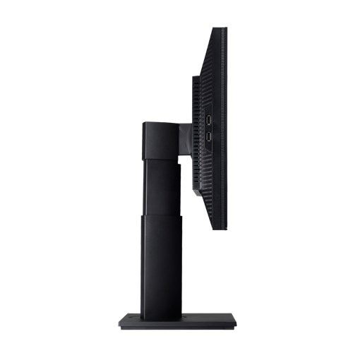 En su perfil vemos dos de los puertos USB del monitor