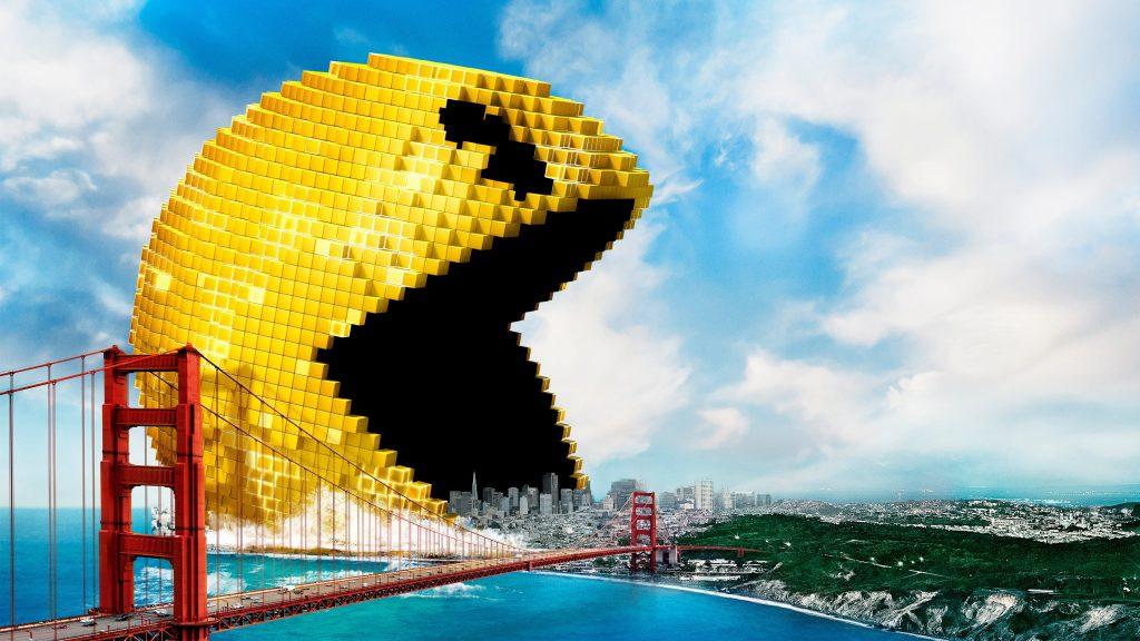 Pac Man es uno de los juegos más conocidos de Atari
