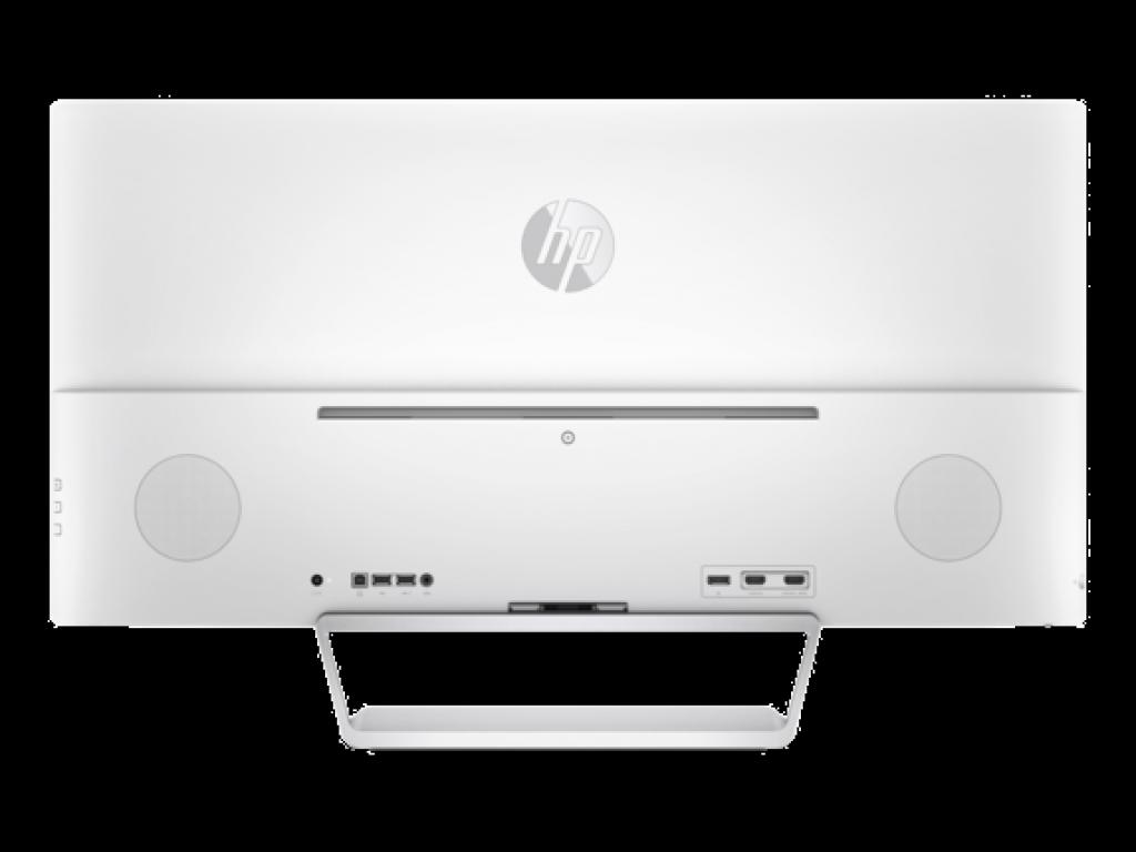 HP ENVY 32, blanco con sonido Bang & Olufsen.