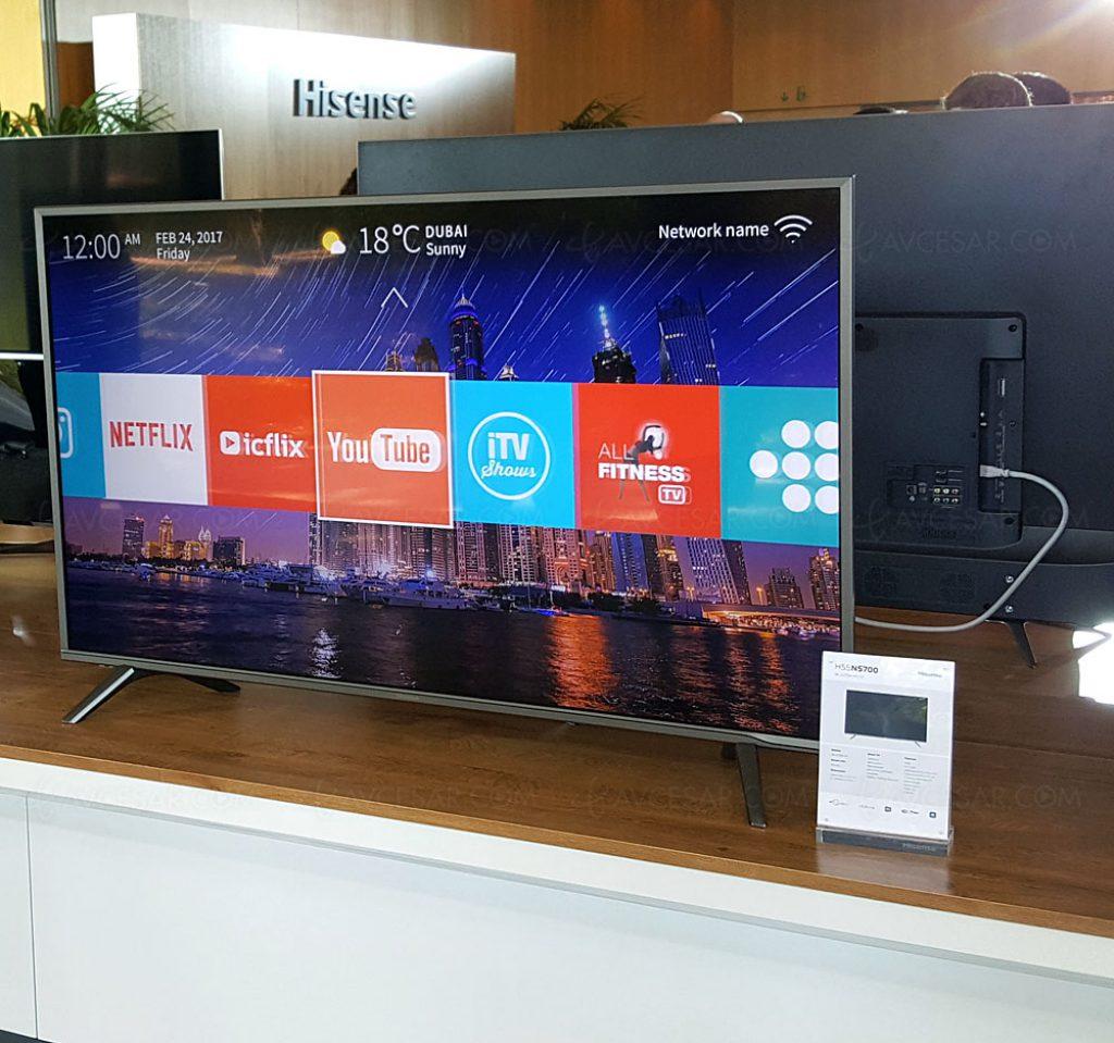Hisense N5700 VIDAA Smart TV