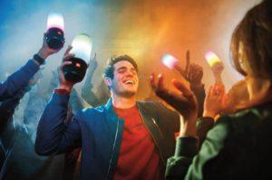 JBL Pulse 3 es un altavoz con iluminación LED