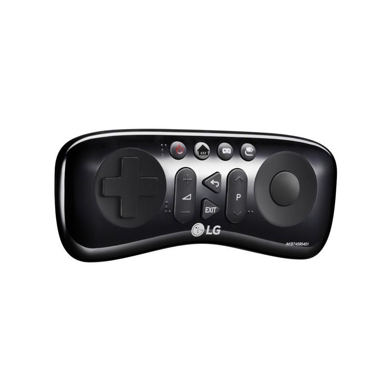 LG AN-GR700 es un mando híbrido para hacer funcionar tu smarttv y jugar