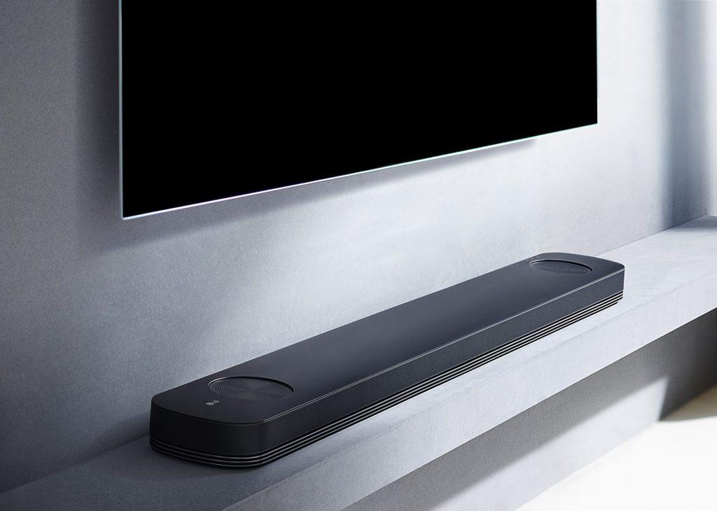 LG SJ9 diseño