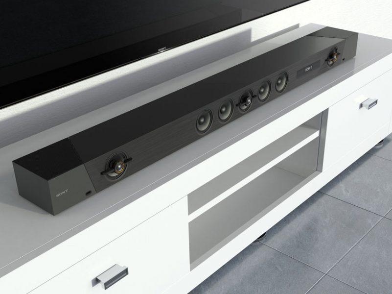 sony ht-st5000 es la barra de sonido para los más exquisitos