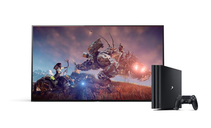 Sony KD55XE7096BAEP y PS4 Pro. Juega HDR y disfruta.