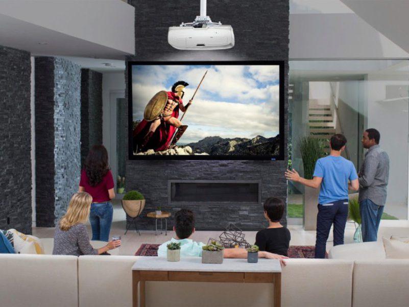 Home Cinema 4000 es el proyector ideal para quienes quieren acercarse al UHD a un precio más razonable