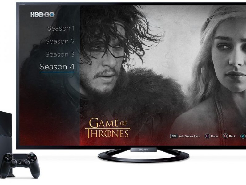 instalar HBO en la Play Station 4