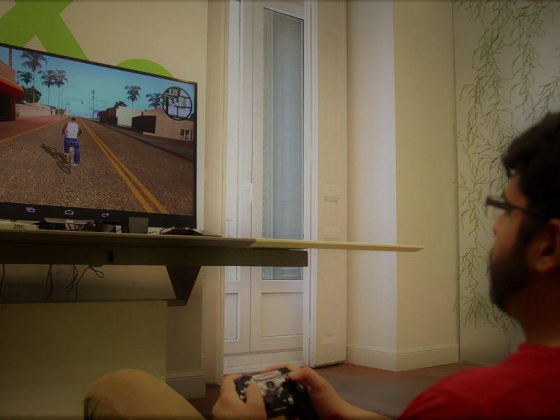 mejor calidad de videojuegos en la tele