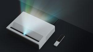 Esta es el nuevo proyector láser de Xioami