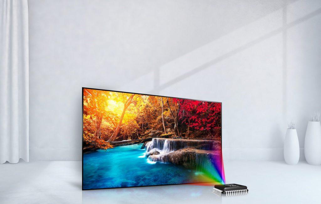 LG 32LJ510B Calidad de imagen HD Ready.
