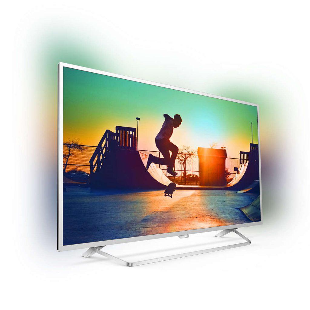 43PUS6412 4K Smart TV con Android 6.0 Marshmallow.