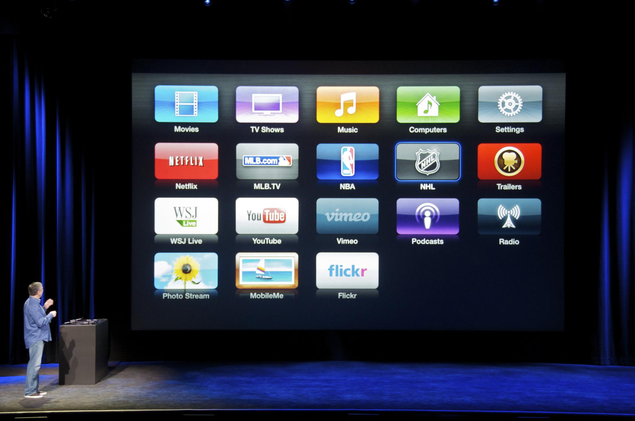Apple TV contrará con soporte para UHD y HDR