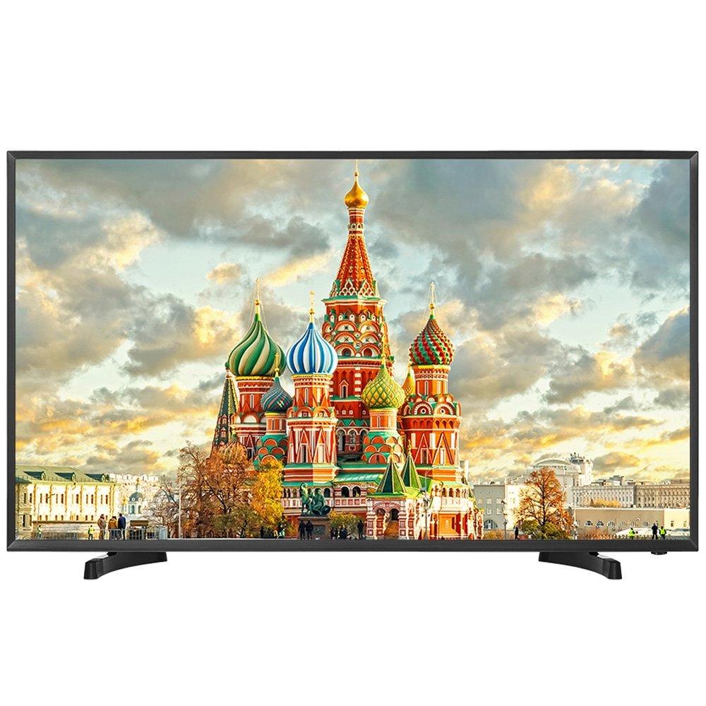 El televisor muestra una calidad de imagen decente gracias a la combinación Full HD+DLED