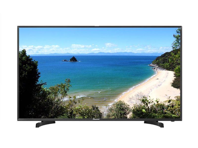 Hisense H43N2100C es un televisor ultraeconómico
