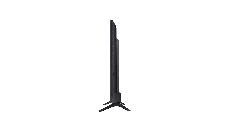El perfil del televisor se muestra tal y como cabría esperar