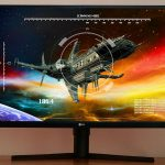 LG GK monitores