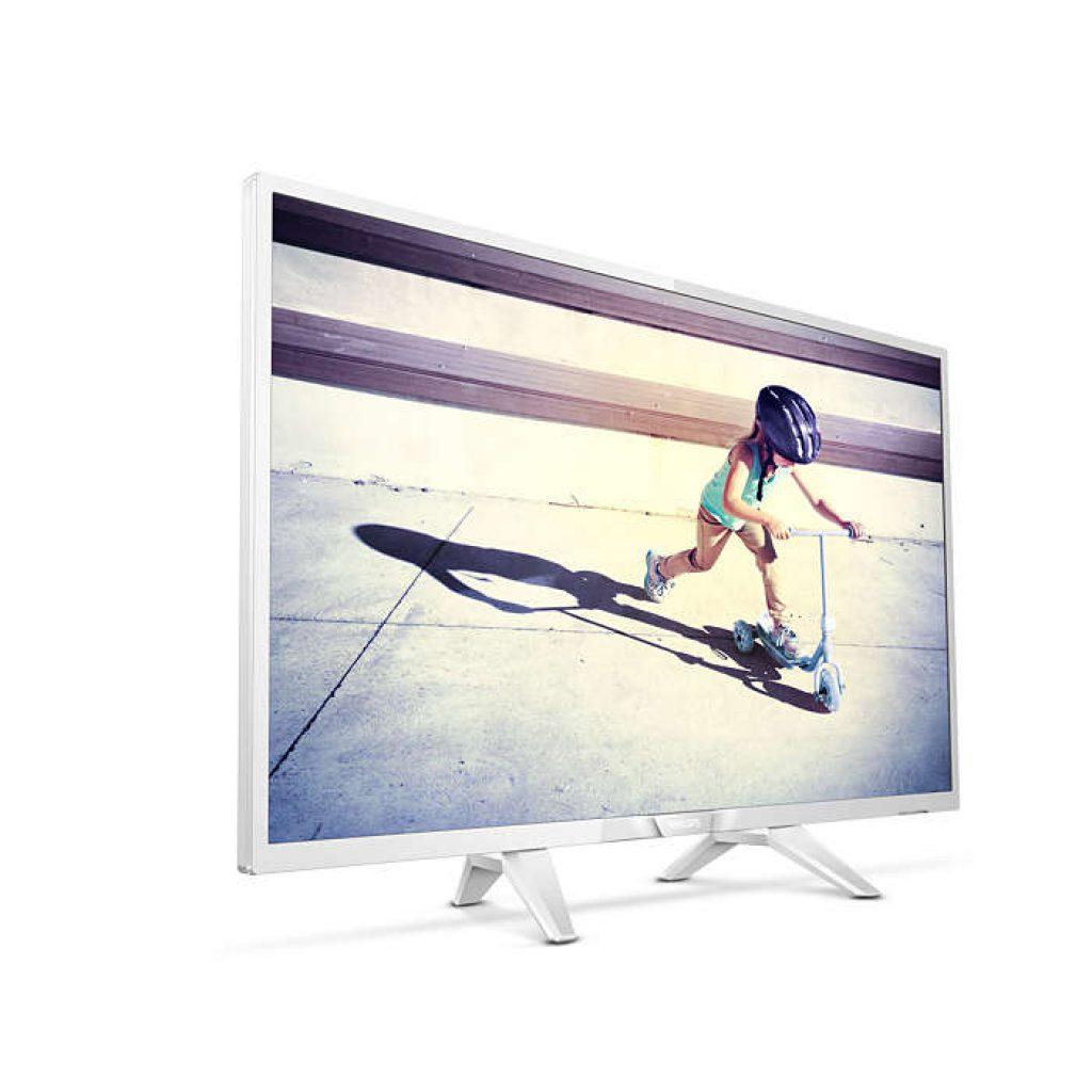 Aquí podemos ver color y estilo del televisor