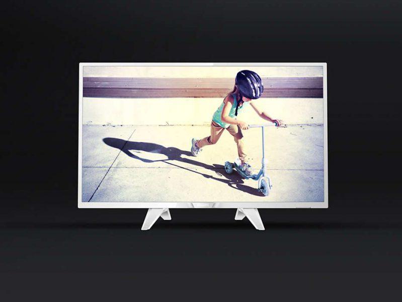 Philips 32PHT4032/12 es un televisor completamente convencional