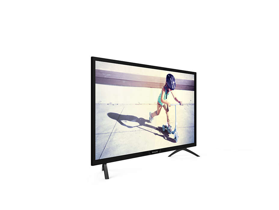 La calidad de imagen está muy bien en relación al precio del televisor