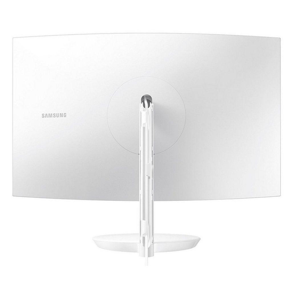 Samsung C27H711, diseño