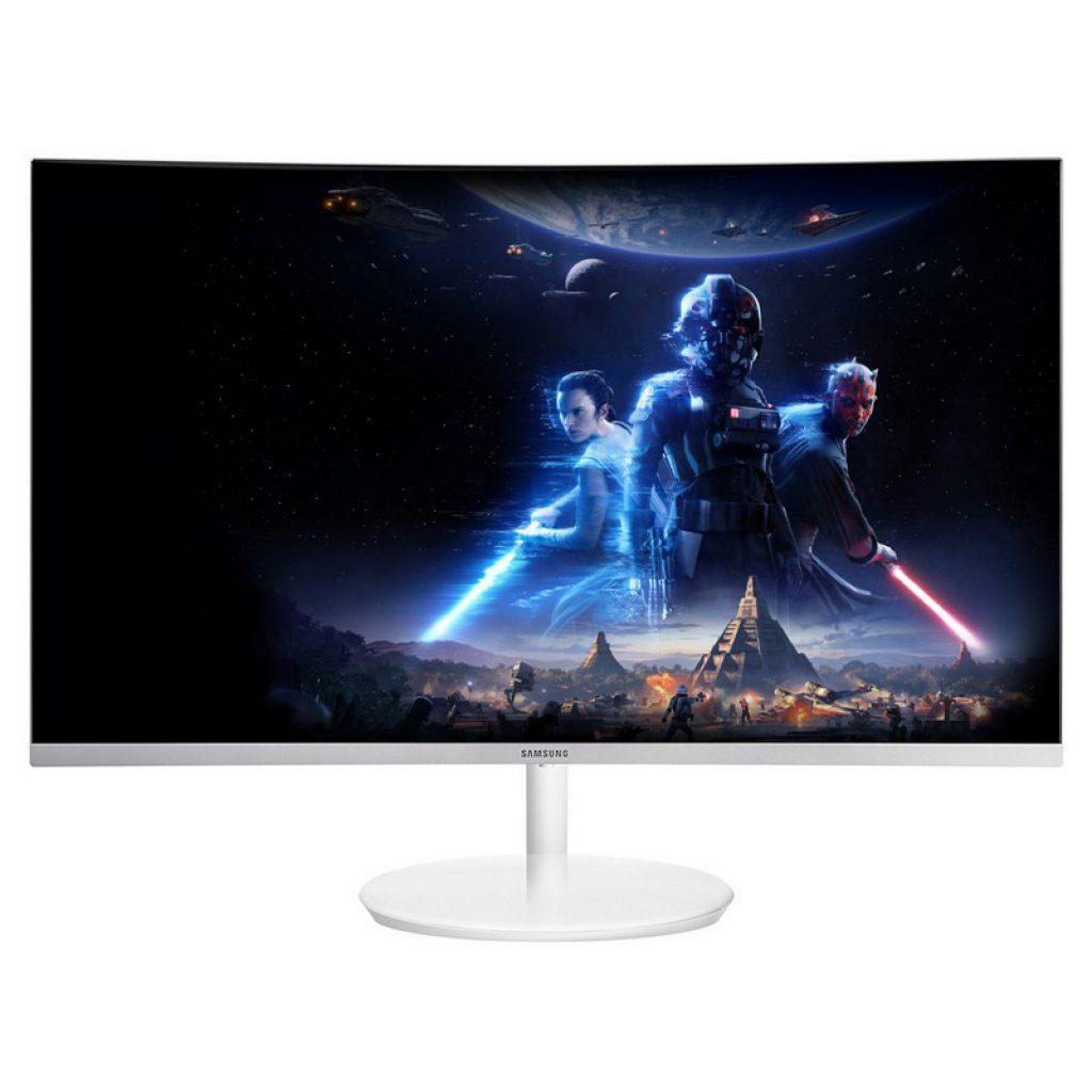 Samsung C27H711, pantalla