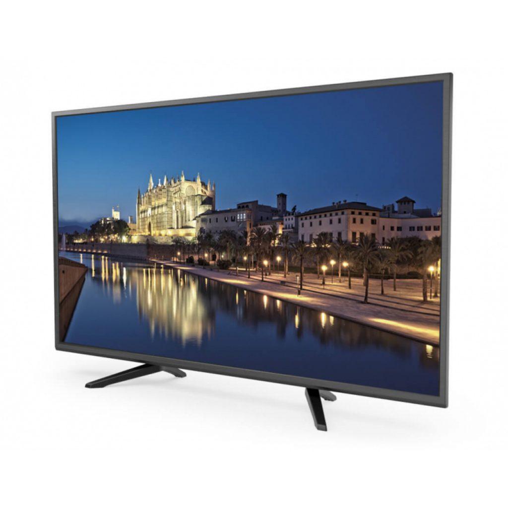 El televisor ofrece una resolución Full HD