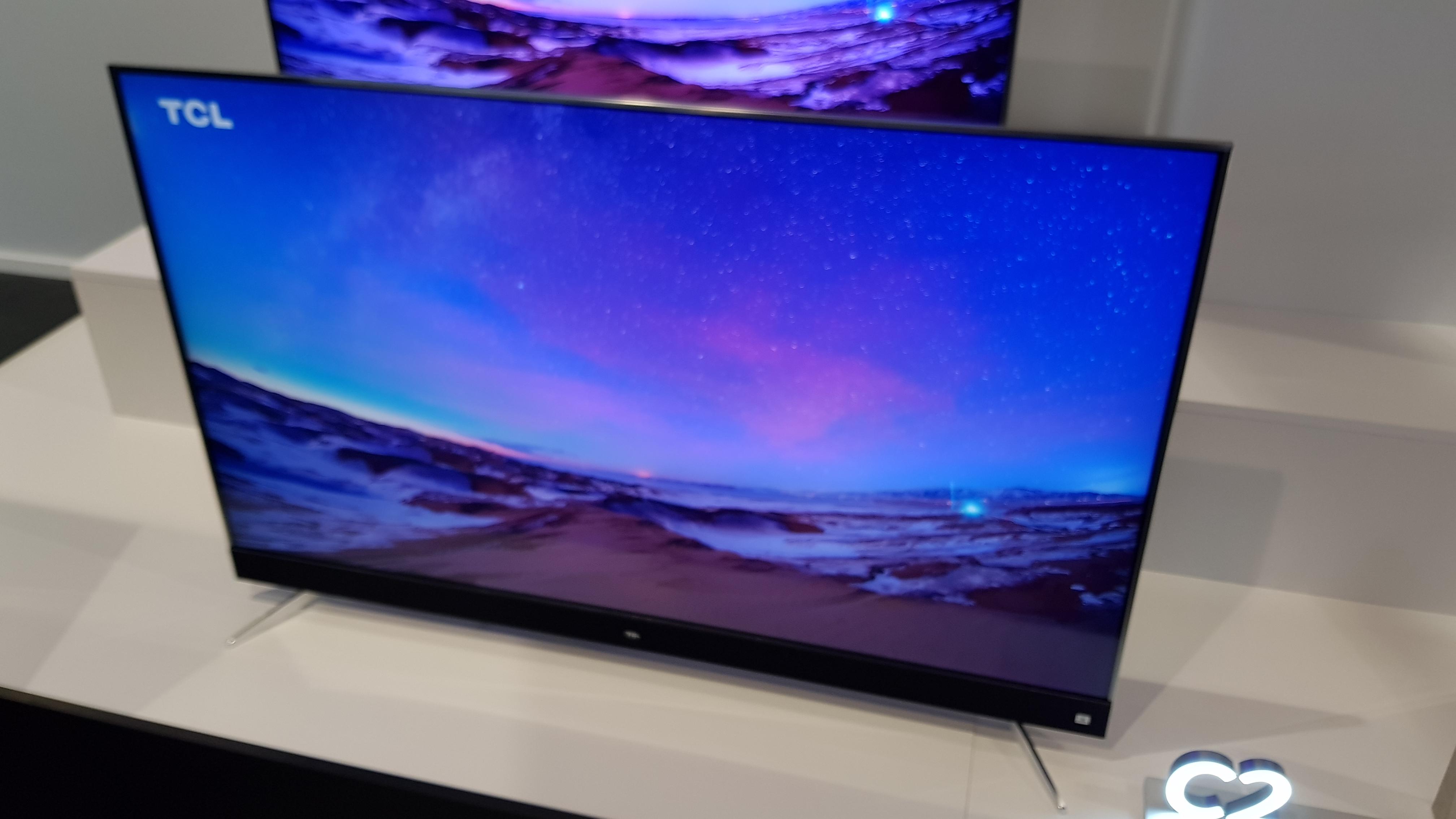 Este es el televisor ganador al mejor producto 2017-2018 por la EISA