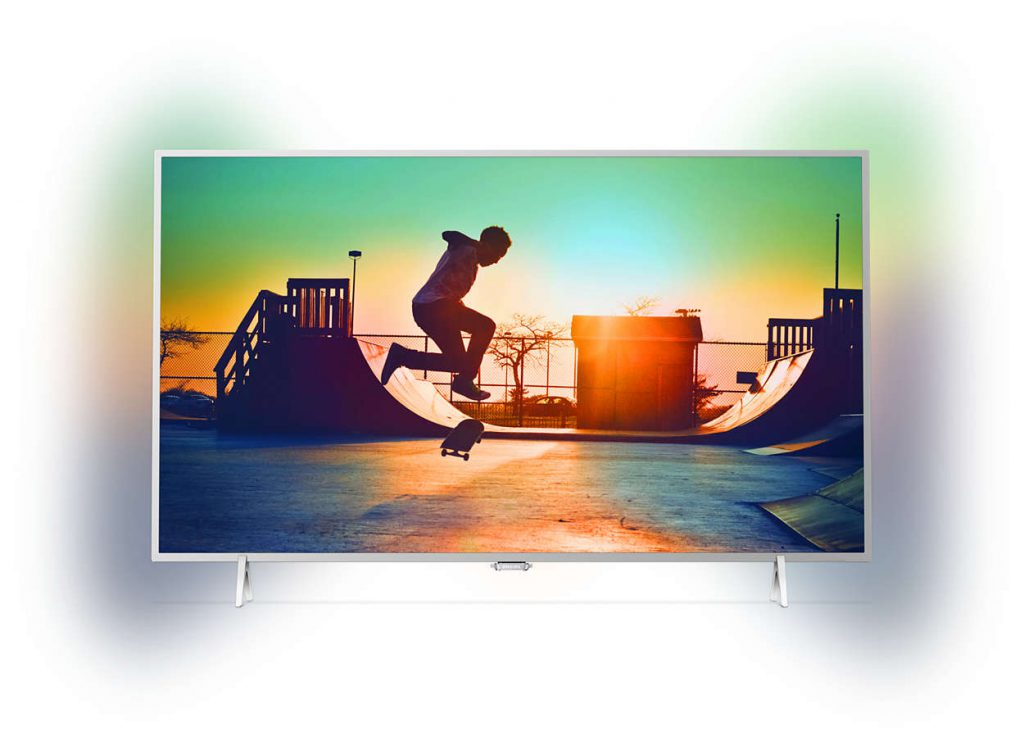 Philips 55PUS6432 4K UHD con tecnologías Pixel Plus Ultra HD y HDR Plus.
