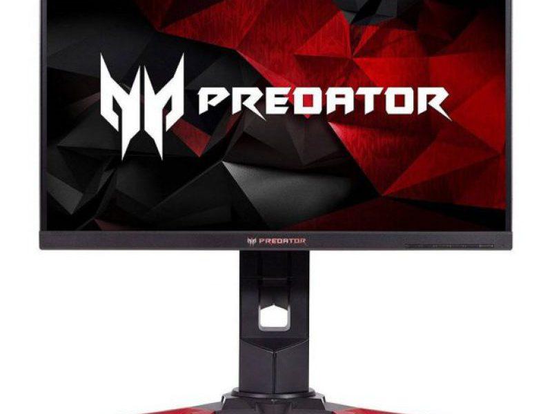 Acer Predator XB241YU es un supermonitor gaming
