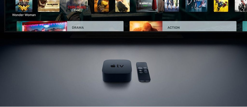Apple TV 4K canales