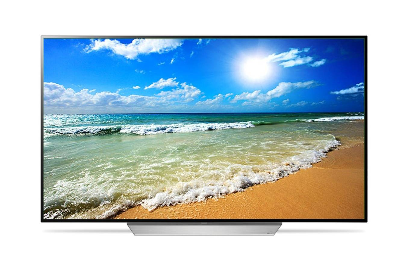 La calidad de la imagen del televisor es superior a la del ojo humano