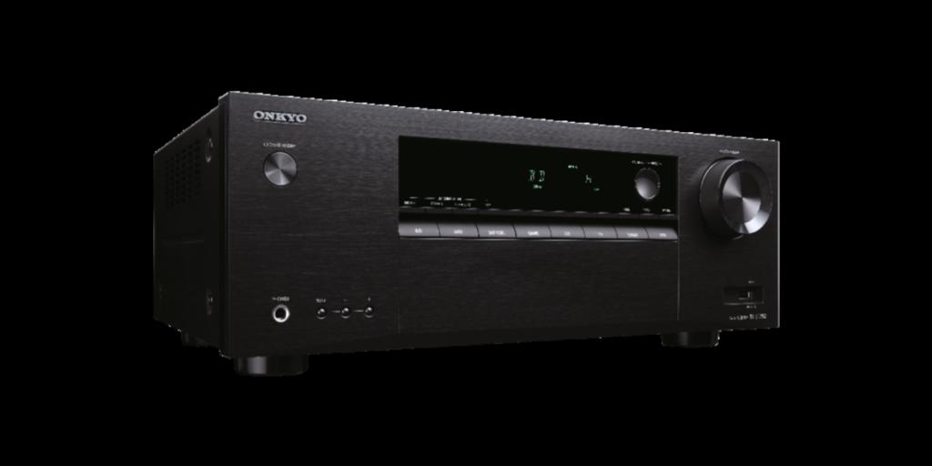Onkyo TX-SR252-B, centro de sonido