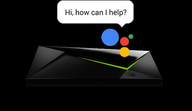 Nvidia Shield será el primer dispositivo que integre Google Assistant