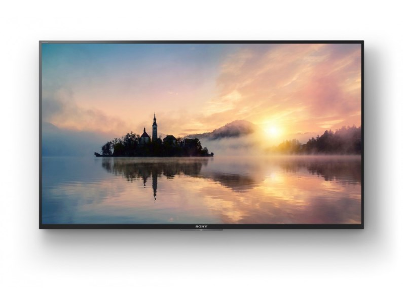 Sony KD65XE7096BAEP, 4K UHD con Smart TV Linux.