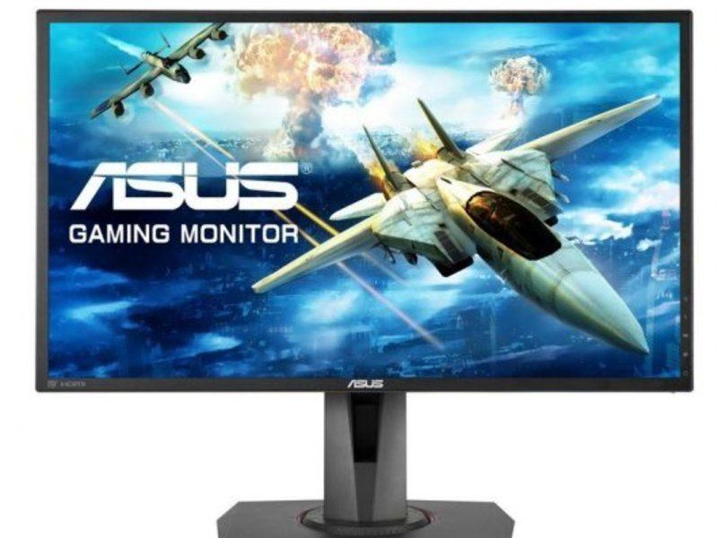 Asus MG248QR es un monitor pensado totalmente para gamers
