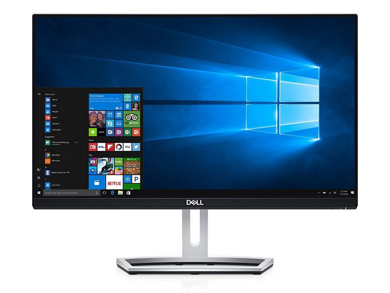 Dell S2218M es un monitor de gama baja estupendo