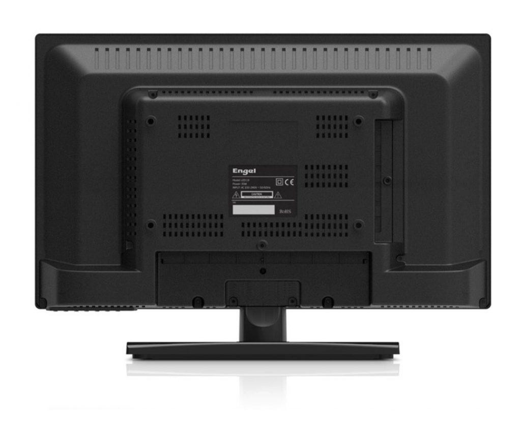 Engel LE1940 con un HDMI, un USB, euroconector, CI+ y puerto VGA.