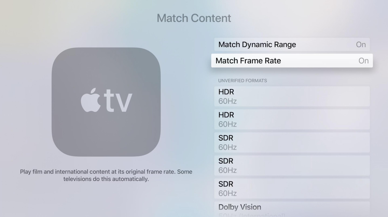 Con la próxima actualización podremos elegir si hacer o no que nuestro aparato cambie sus valores en función del contenido