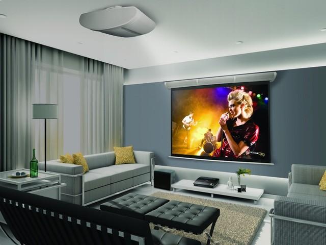 La sensación al disfrutar de un proyector es inalcanzable por ningún televisor