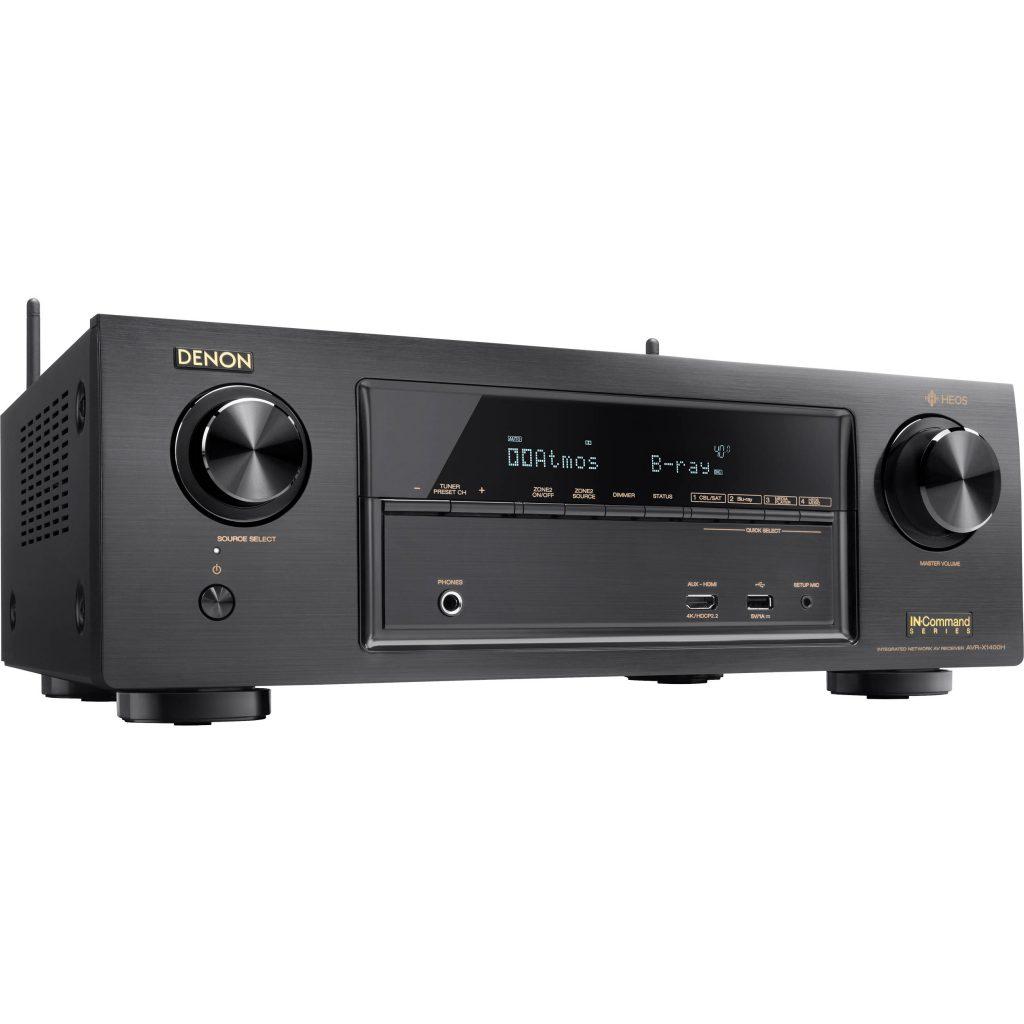 Denon AVR-X1400H, Dolby Atmos