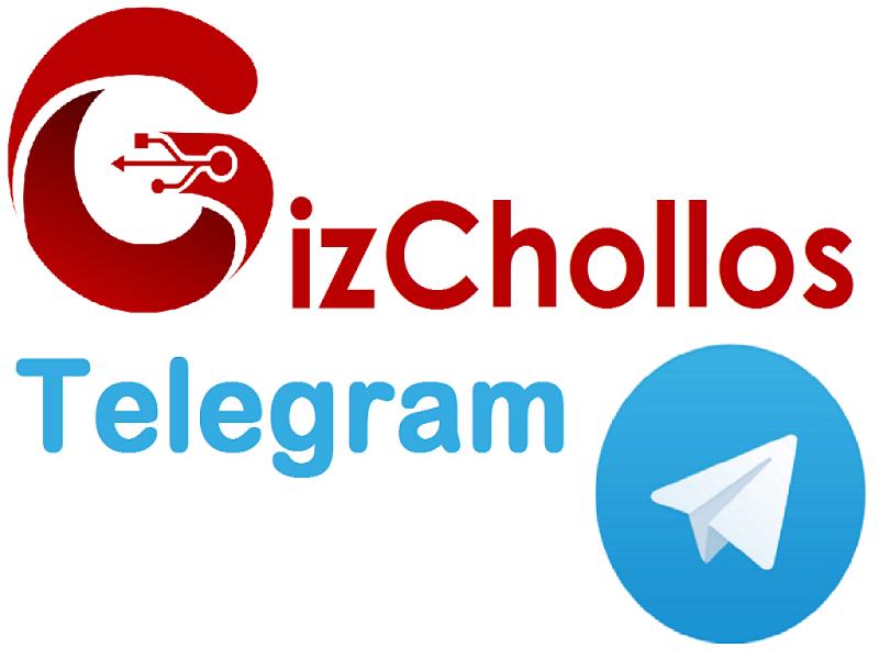 GizChollos telegram