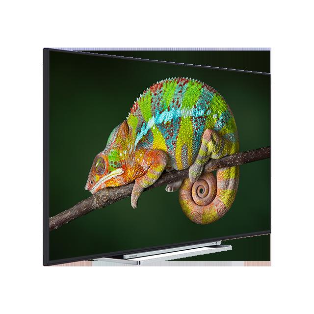 La calidad de imagen es todo lo buena que se espera de un gama media-alta con UHD