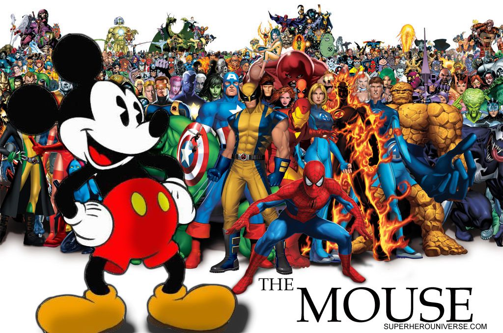 Disney se quedaría con el activo de entretenimiento de Fox