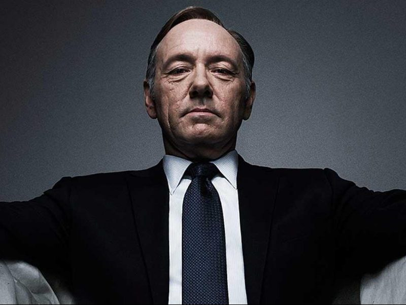 Kevin Spacey despedido