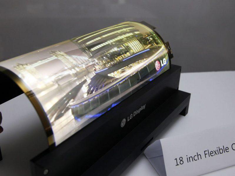novedades de LG para sus paneles: OLED