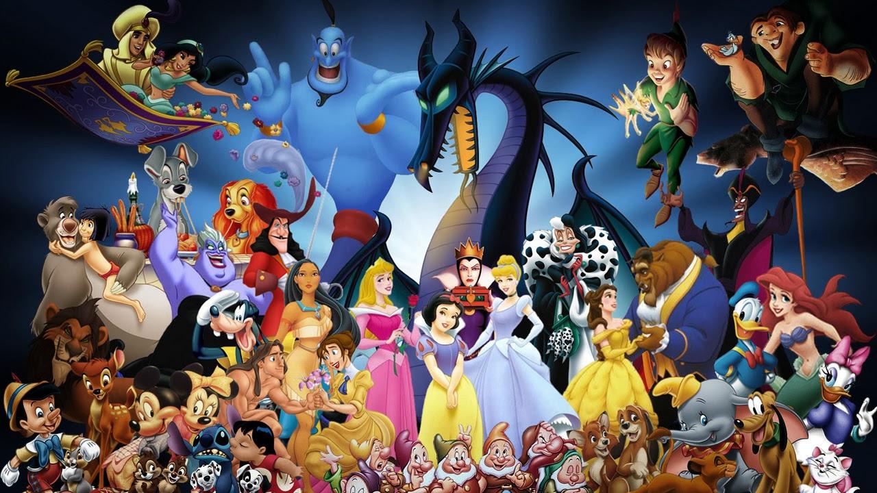 Los personajes de nuestra infancia y los actuales en su propia emisora de Disney