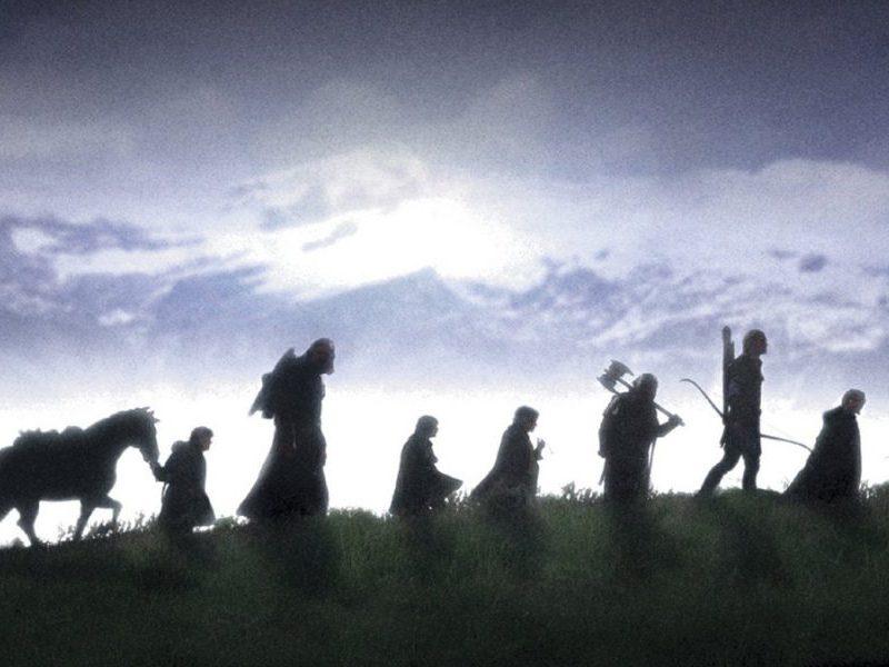 serie de El Señor de los Anillos