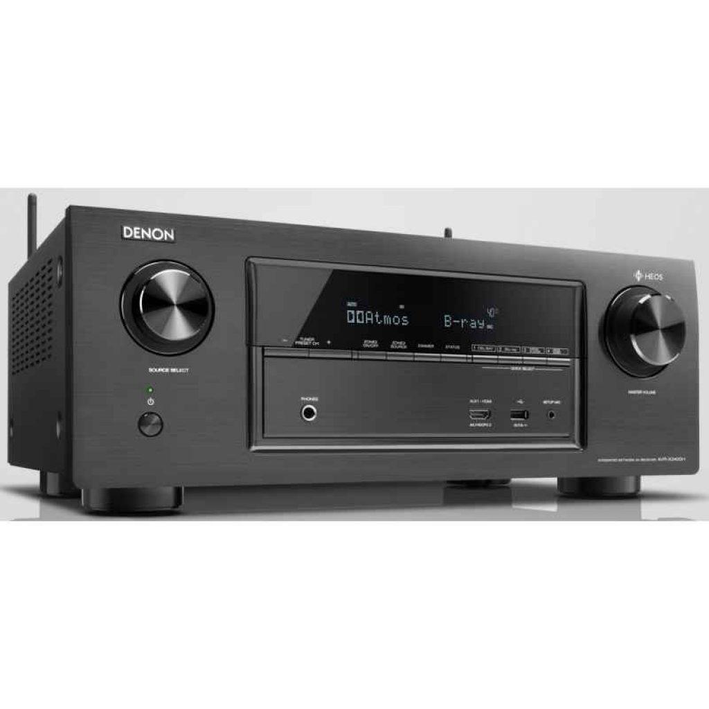 Denon AVR-X2400H, procesador