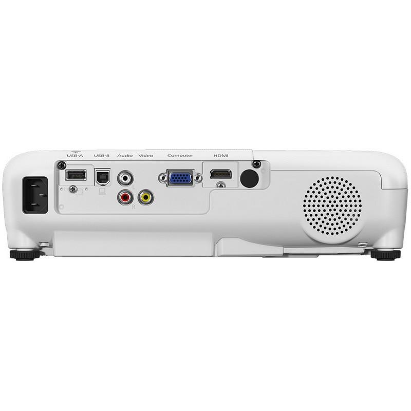 Epson EB-X05, conectividad
